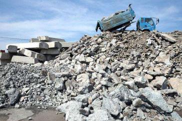 建筑垃圾的危害