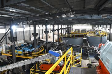 建筑固體廢棄物回收處理及綜合利用