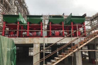 廣州市第四資源熱力電廠爐渣綜合利用中心