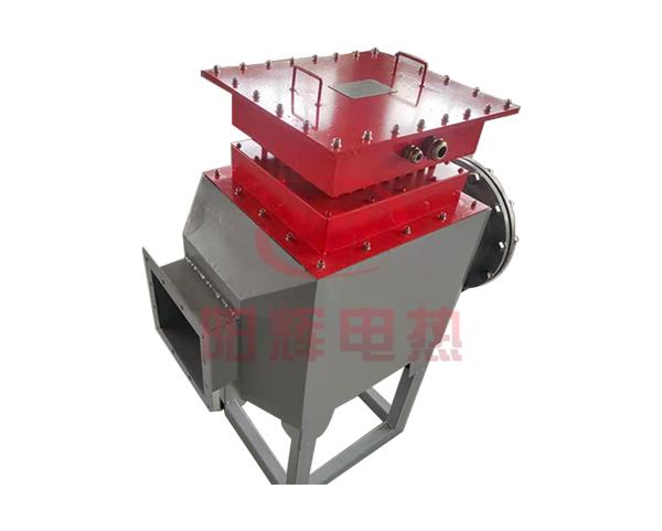 防爆風道式電加熱器