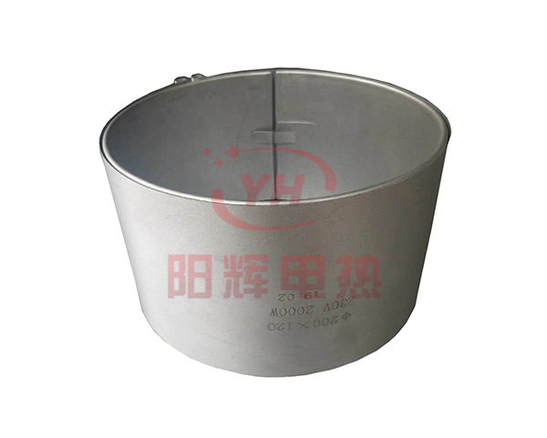不銹鋼加熱圈電熱圈