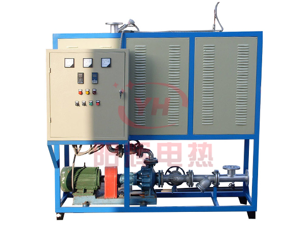 高溫導熱油電加熱器