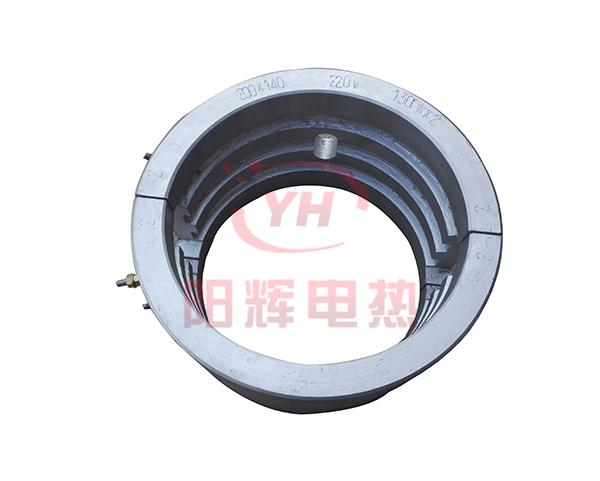 鑄鋁風槽加熱圈