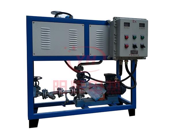 電加熱導熱油加熱器廠家