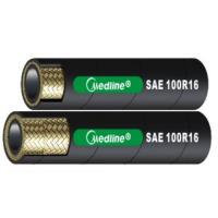 SAE 100R16 緊湊型高壓1和2層鋼絲編織增強橡膠液壓軟管