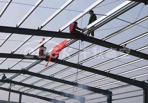 鋼結構防腐施工