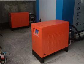 中山市圣隆表面处理有限公司空气能热水工程空压机余热回收工程案例