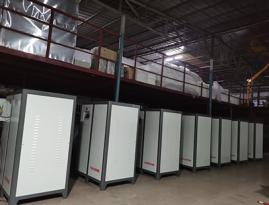 广东高斯宝电器有限公司空气能热水工程空压机余热回收工程案例