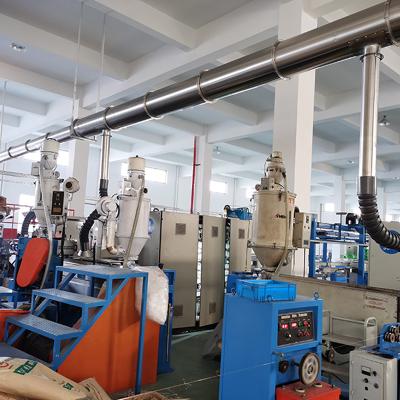 塑料造粒拉絲廢氣處理