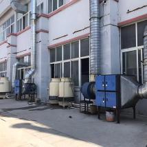 宁波红冲油烟废气处理