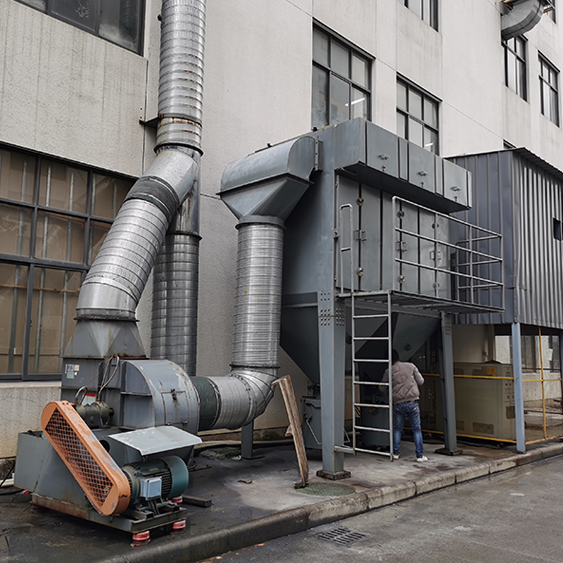 粉塵廢氣處理設備