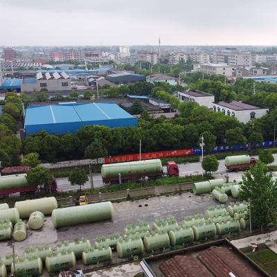 城市雨水收集系統