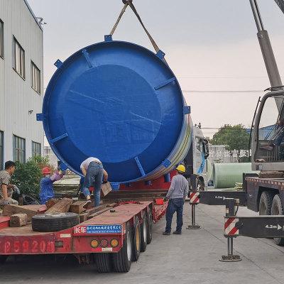 提升一體化泵站