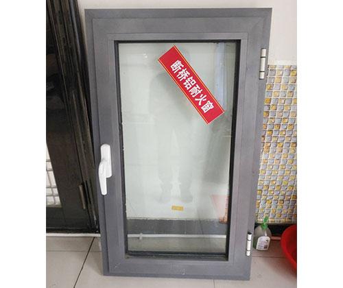 贛州鋼質防火窗