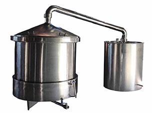 大型釀酒生產設備如何使用固體釀酒方法