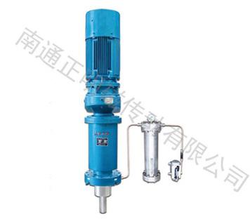 带平衡系统及机械密封的磁转动搅拌器
