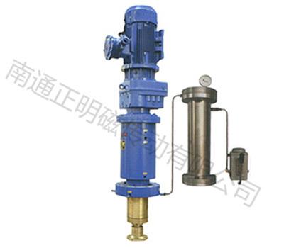 帶平衡系統及機械密封的磁傳動攪拌器