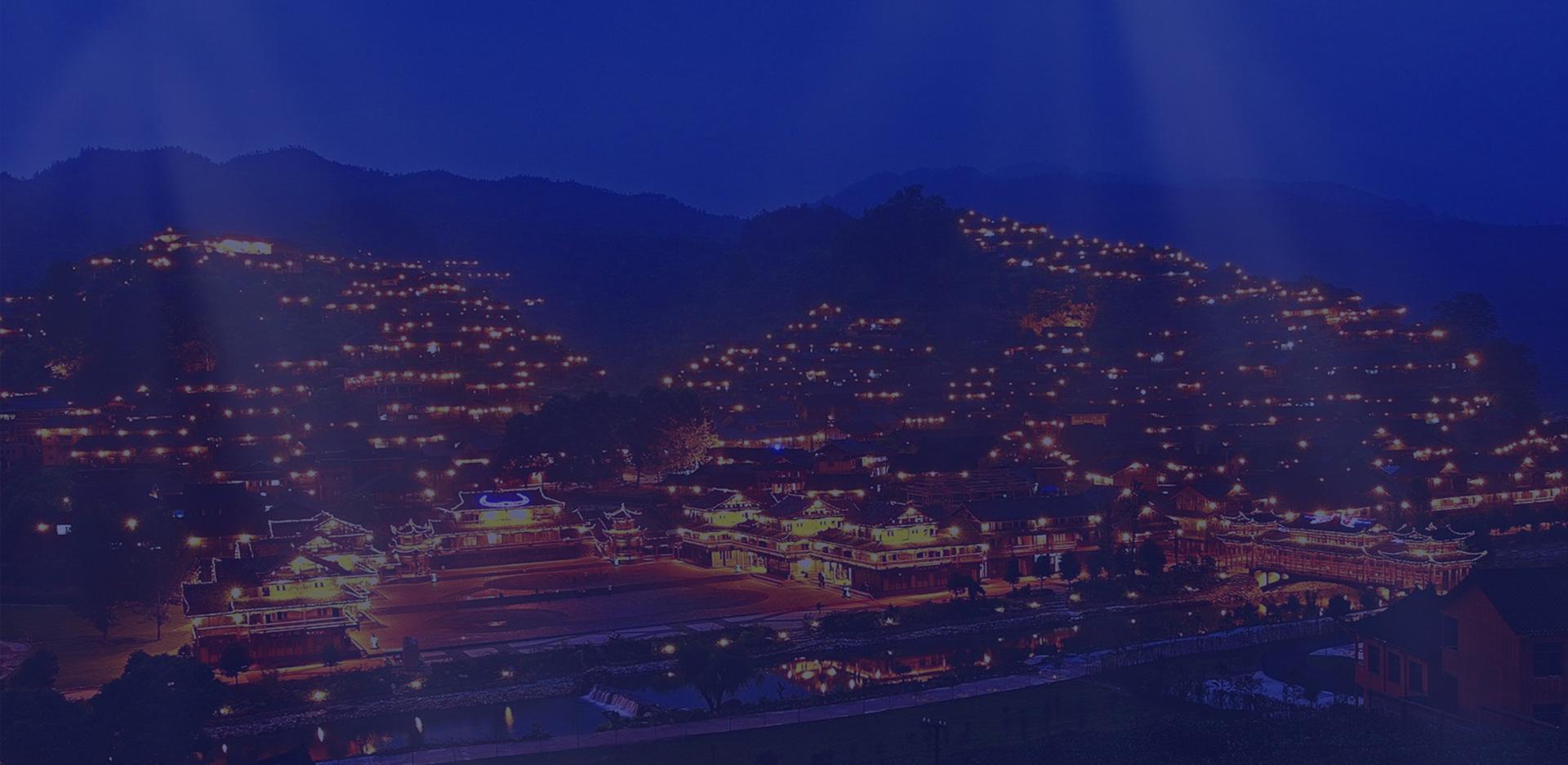 夜景亮化工程,LED線條燈