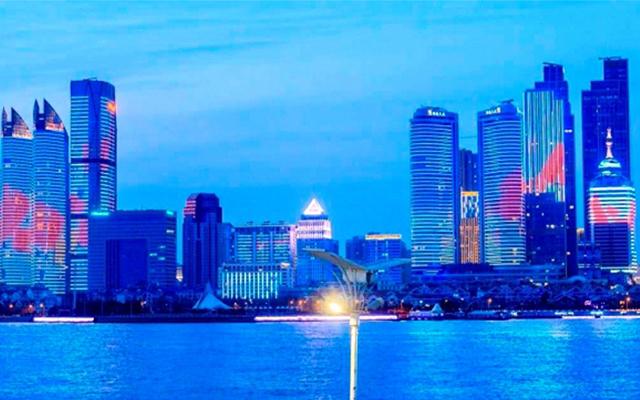 青島夜景亮化提升