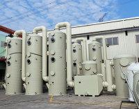 PPH工业废气处理塔