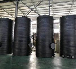 吉安遂川HDPE储罐案例