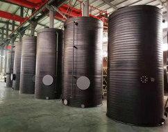 HDPE硫酸储罐