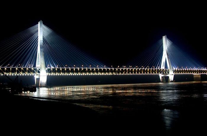 武漢天興洲長江大橋