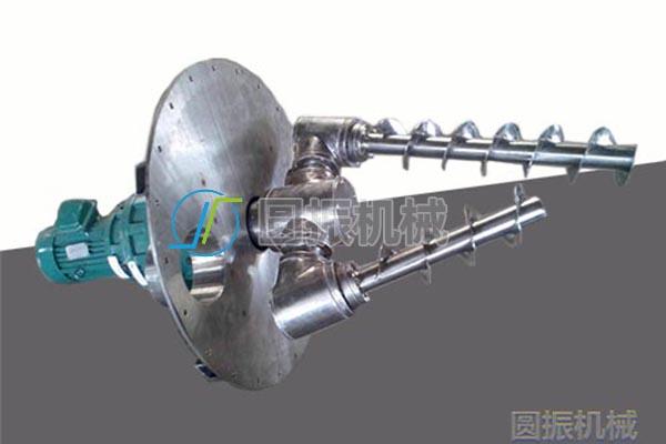 單錐雙螺旋混料機