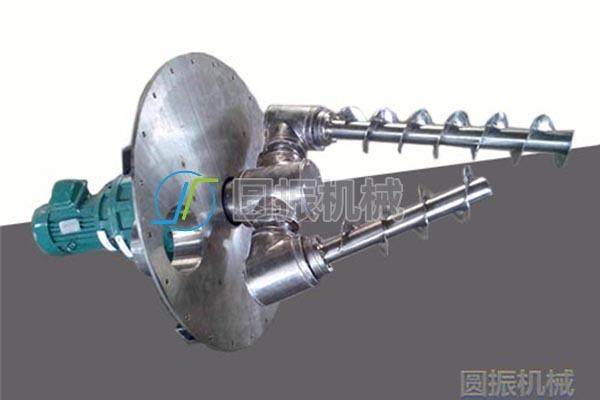 四川單錐雙螺旋混料機