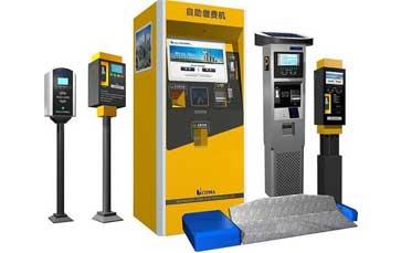卡加自動識別型停車場系統