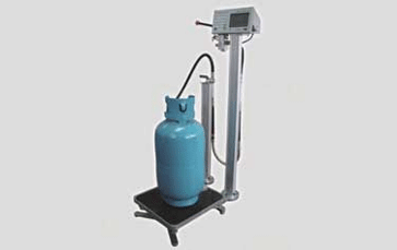 立體式液化氣灌裝秤