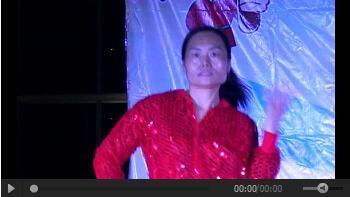首届广饶县成年版快猫杯广场舞大赛