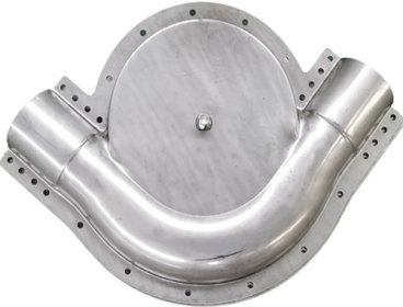 不锈钢铸铝转角轮