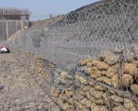 隔宾网石笼挡墙