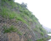 落石防护石笼网