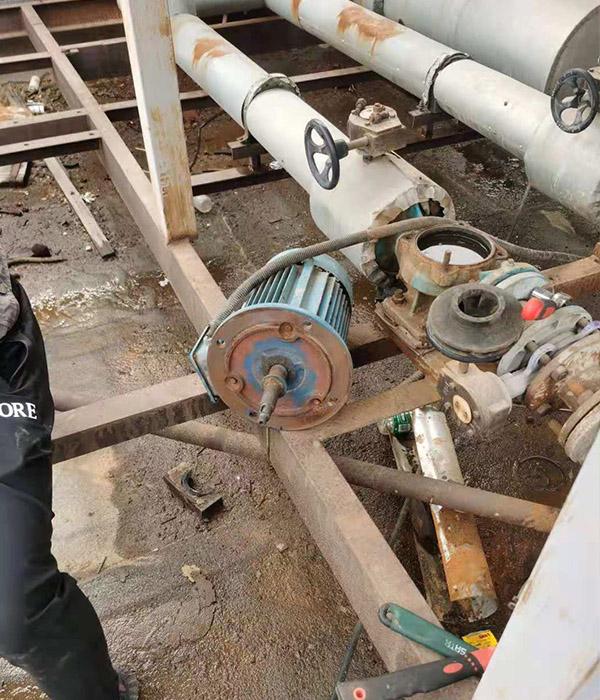 遂宁管道泵维修