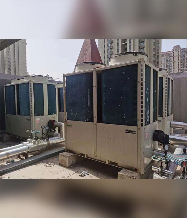 天津模块机组维修