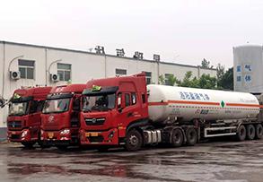 设备运输车队