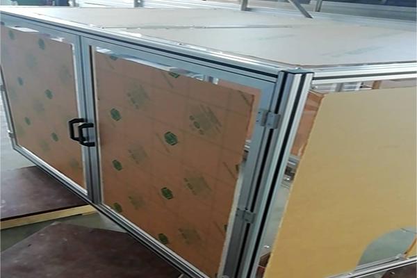 鋁材防護罩