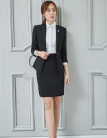 时尚职业装西装外套商务西装韩版修身西装188-680-3