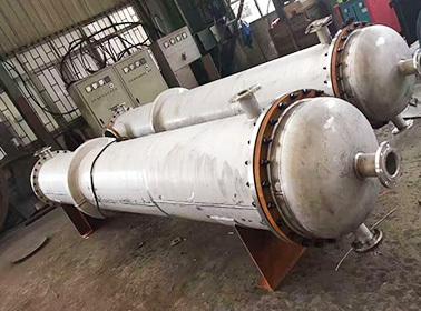 北京管壳式换热器