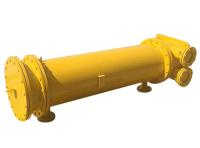 管壳式油冷却器