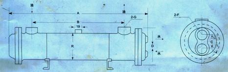 油压冷却器