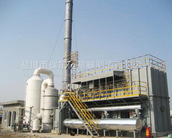 rto催化燃燒設備