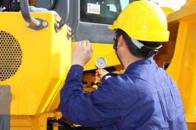 工程機械液壓系統維修