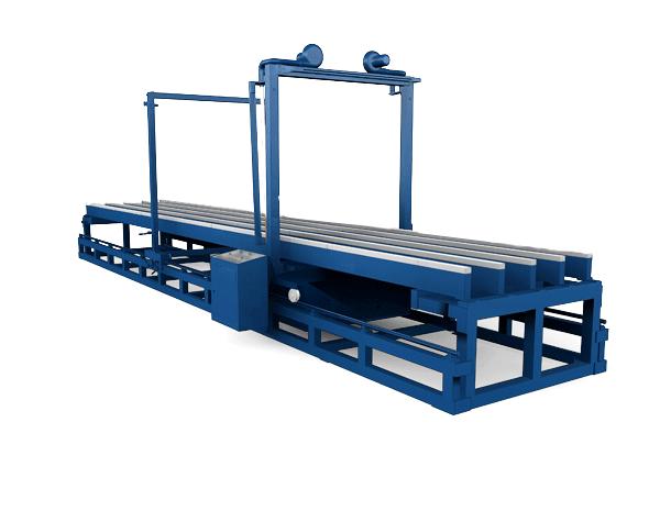 EPS半自動板材切割機