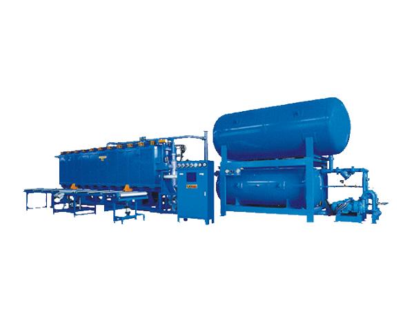 EPS全自動真空型板材機