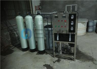 0.5噸反滲透水處理設備
