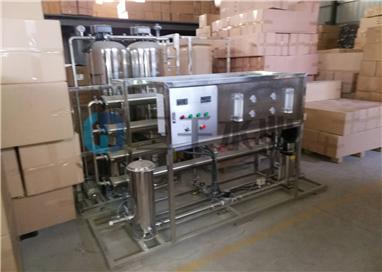 2噸反滲透水處理設備