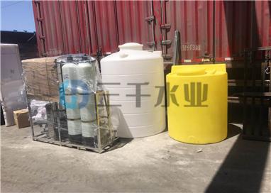 1噸超濾水處理設備